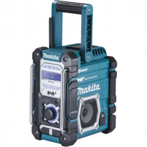 Radio de Chantier Technologie DAB+ Makita 7,2 à 18 V Li-Ion DMR112