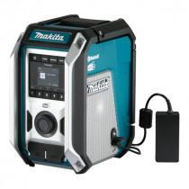 Radio de Chantier Technologie DAB+  Makita 12 à 18 V Li-Ion DMR115