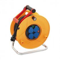 Enrouleur Électrique 25 m IP44 avec câble Brennenstuhl 1206941