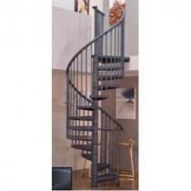 Escalier Colimaçon Métal Fritz Rondo Color Diamètre 120 cm