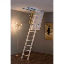 Escalier Escamotable Bois Fritz Euro Trend Pro 2,8 m