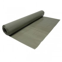 Film de protection PE 15/100 Largeur 6m Surface 165m2 Gris opaque