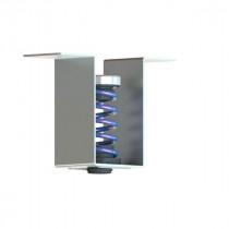 Fixation Acoustique 6 mm à Ressort 30 kg PAI, boîte de 25
