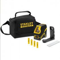 Niveau Laser Stanley Fatmax Croix Ligne 15m/50m FMHT77585-1