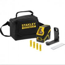 Niveau Laser Stanley Fatmax Croix Ligne 20m/50m FMHT77586-1