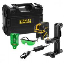 Niveau Laser Stanley Fatmax Vert 5 points Croix FMHT77598-1