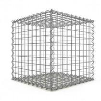 Gabion Cubique 100x100x100 cm 4 faces fil 4 mm maille 5x5 cm