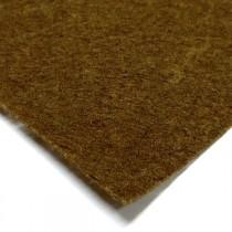 Géotextile non tissé de fibres polypropylène marron, 1,5 x 20m
