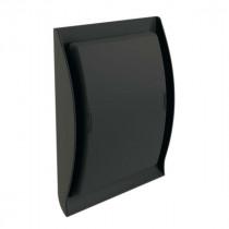Grille Ventilation Nicoll ⌀ 125 mm à Fermeture Neolia Anthracite