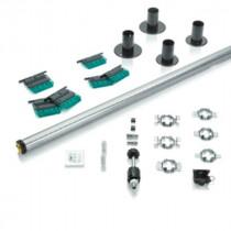 Kit Moteur pour Volet Roulant radio Bloc-baie Somfy RS100 15 Nm