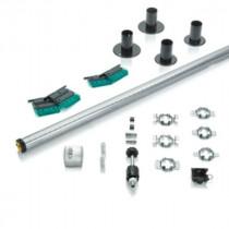 Kit Motorisation pour Volet Roulant filaire Bloc-baie Somfy ILMO 6 Nm