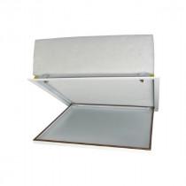 Kit Trappe Isolante R6 pour Combles 600 x 600 mm Semin A03970