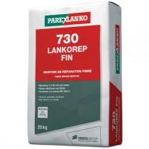 Mortier de Réparation 730 Lankorep Fin, ParexLanko sac de 25kg