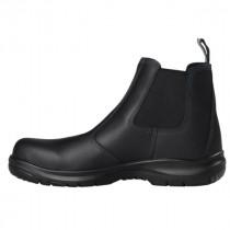 Boots de Sécurité S3 Bosseur Liberto Noir