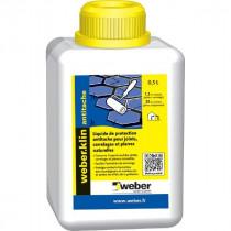Liquide de Protection Joints, Carrelage Weber.klin Antitache 0,5l