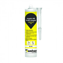 Mastic Hybride Multi-Usages Weberseal MS 290ml