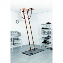 Escalier Escamotable Bois Fritz Micro Plus 2,65 m