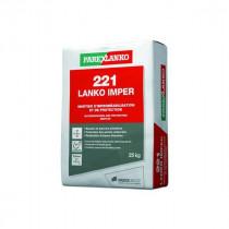 Mortier d'Imperméabilisation Lanko Imper 221 ParexLanko L221 25 kg