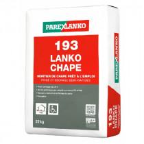 Mortier de Chape LankoChape 193 ParexLanko L19325EUR 25 kg