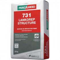 Mortier de Réparation Lankorep Structure 731 ParexLanko L731 25 kg