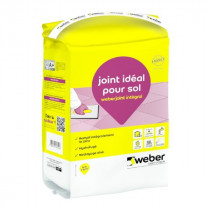 Mortier Joint Carrelage Murs, Sols Weber.joint Intégral 5kg