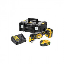 Kit Multi-cutters Sans Fil Dewalt XR Brushless 18V 5Ah, DCS356P2