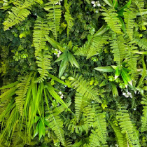Mur Végétal Artificiel Savane 80 mm 1m x 1m