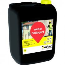Nettoyant Multi-Surfaces Weber Nettoyant Façade 20l