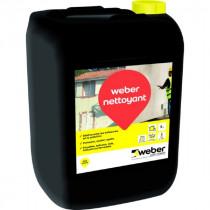 Nettoyant Multi-Surfaces Weber Nettoyant Façade 5l