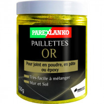 Paillettes Or pour Joints ParexLanko, 150 g