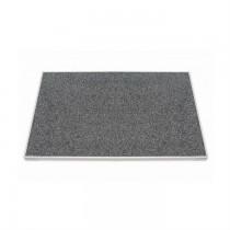 Paillasson Rosco Gris 884x584mm Epaisseur 20mm Fibres Polyamide