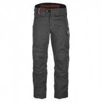 Pantalon de Travail Bosseur Harpoon Medium+ Graphite