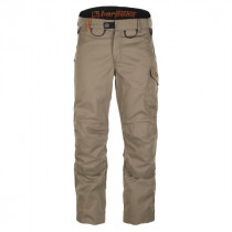 Pantalon de Travail Bosseur Harpoon Medium+ Noisette