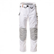Pantalon de Travail Bosseur Harpoon Medium Niva Blanc