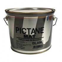 Peinture acrylique Pictane Mat MD toutes teintes, 2,5 litres