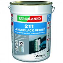 Peinture d'imperméabilisation 211 Lankoblack Vernis, 5 litres