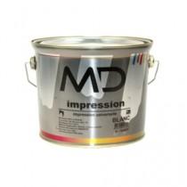 Peinture primaire MD Impression tous supports, blanc, 1 litre