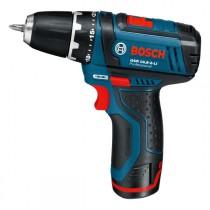Perceuse visseuse sans fil Bosch GSR 10,8 - 2LI