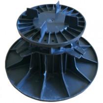 Plot réglable à vérin 40/67 mm, carton de 120