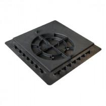 Plaque à Dalle pour Plot Jouplast Essentiel 206x206mm 10pcs