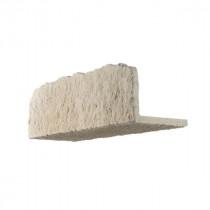Linteau Causse 140 cm 22,5x22,5 ep 2,5 ton naturel l'unité