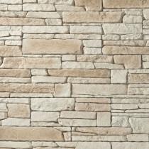 Plaquette de parement Rocky Mountain ep 3 cm ton naturel, paquet de 0,25 M2