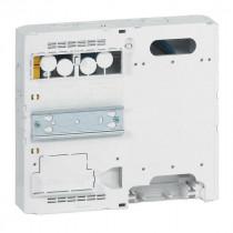 Platine pour Disjoncteur et Compteur Drivia, Legrand 401181