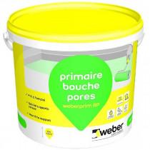 Primaire d'Adhérence Bouche Pores Sol Weber.prim RP Vert Clair 12kg