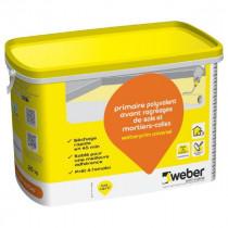 Primaire Ragréage Weber Prim Universel 20 kg