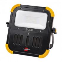 Projecteur LED Rechargeable 2100 lumen 20W Brennenstuhl 1171620