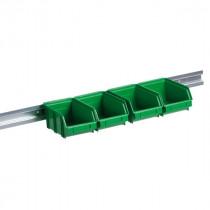 Rail Argent 1000mm Engels pour Bac à Bec E-Line EN-7201135