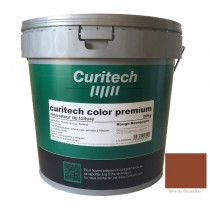 Rénovateur de toiture Curitech color premium Terre de Rousillon, 20 kg