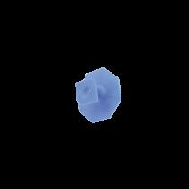 Rondelle Fixe Isolant Casse Goutte Bleue diam 3,6/4,5 mm, par 250