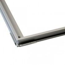 Cadre pour Paillasson Rosco 800x600mm hauteur 26mm Aluminium Anodisé